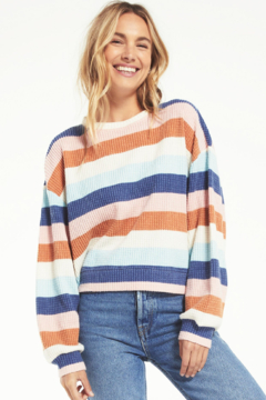 z supply Mercer Stripe Thermal - Product List Image