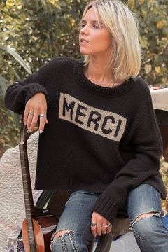 Wooden Ships MERCI SWEATER - Product List Image