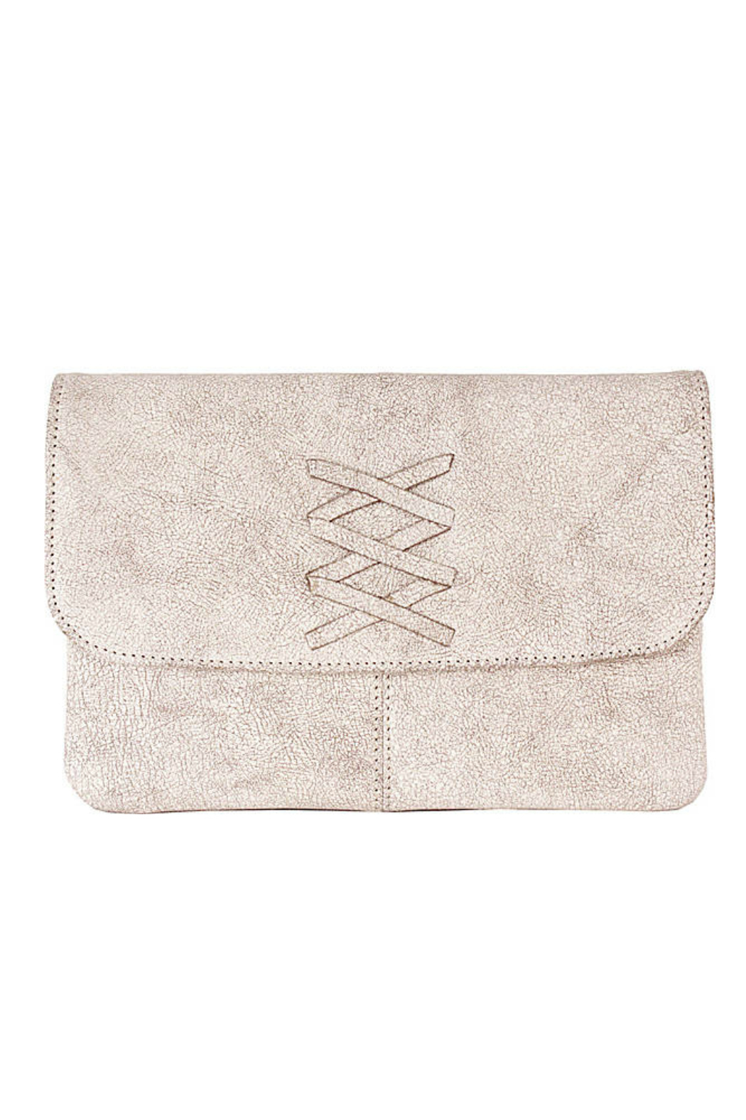 Latico Leathers Meredith Crossbody Clutch - Main Image