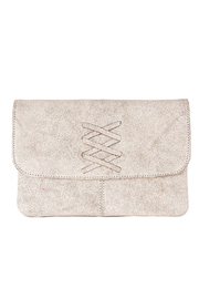 Latico Leathers Meredith Crossbody Clutch - Front cropped