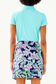 Lilly Pulitzer  Meredith Luxletic Polo - Front full body