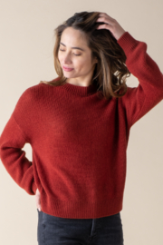 Margaret Oleary Merel Pullover Sweater - Product Mini Image