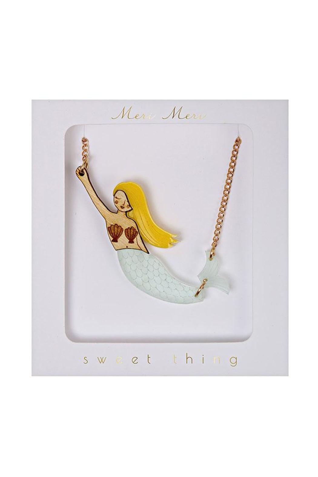 Meri Meri Mermaid Necklace - Main Image