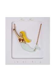 Meri Meri Mermaid Necklace - Front cropped