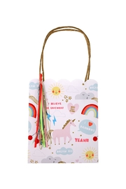 Meri Meri Rainbow/Unicorn Party Bags - Product Mini Image