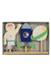 Meri Meri Space Finger Puppets - Front cropped
