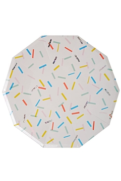 Shoptiques Product: Tootsweet Sprinkles Large Plates