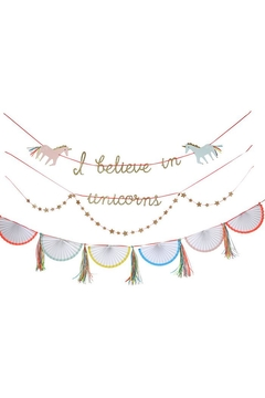 Shoptiques Product: Unicorn Garland