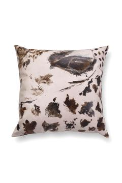 Shoptiques Product: Illustrated Contemporary Pillow
