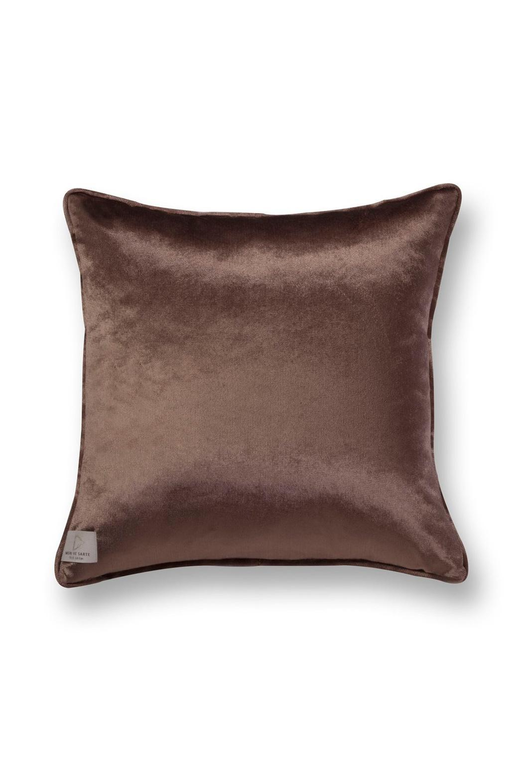 Throw Pillows Velvet : MERI VE SARTE Velvet Throw Pillow from Tel Aviv by Bloom Field ? Shoptiques