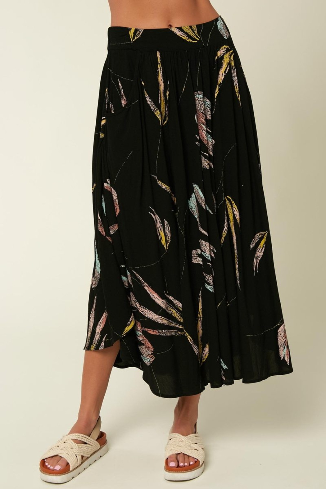 O'Neill Merin Floral Skirt - Main Image