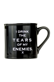 MERIWETHER Enemies Tears Mug - Front cropped