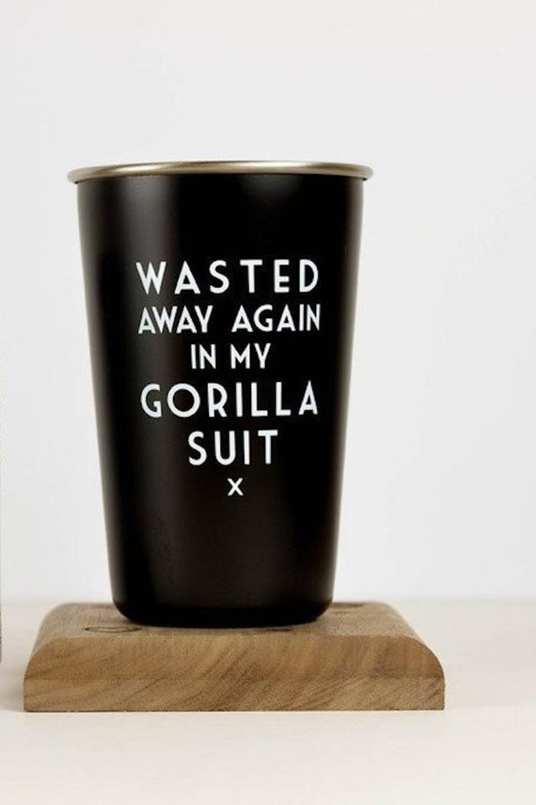 MERIWETHER Gorilla Suit Cup - Main Image