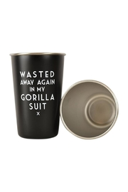 MERIWETHER Mistaken Lyrics Cup - Front cropped
