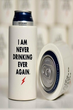 Shoptiques Product: Never Drinking Koozie
