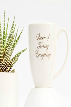 Shoptiques Product: Queen Everything Mug