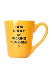 MERIWETHER Sunshine Ray Mug - Front cropped