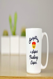 MERIWETHER Super Duper Mug - Front cropped