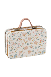 Maileg Merle Light Metal Suitcase - Front cropped