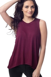 EMILY HSU merlot sunday tank - Product Mini Image