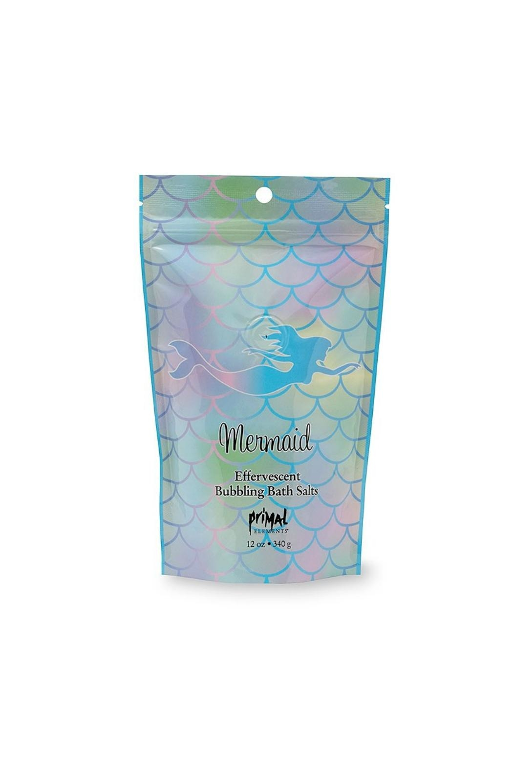 Primal Elements Mermaid Bath Salts - Main Image