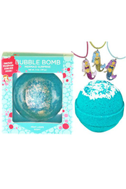 Two Sisters Mermaid Bubble Bath Bomb - Front cropped