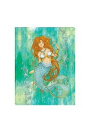 RIGHT SIDE DESIGN Mermaid Canvas Art - Product Mini Image