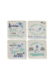 Midwest/CBK Mermaid Coaster Set - Product Mini Image