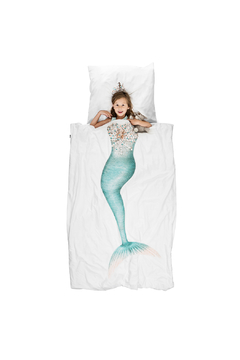 Shoptiques Product: Mermaid Duvet Cover