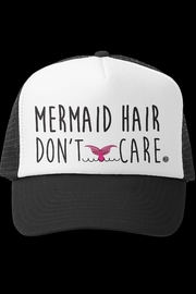 Grom Squad Mermaid Hair Hat - Product Mini Image