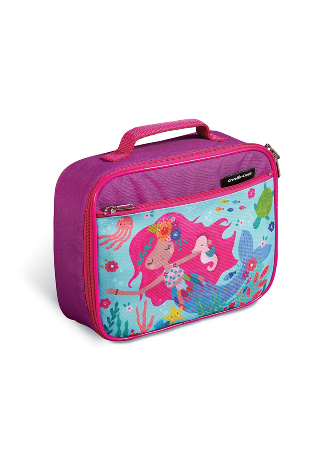 Crocodile Creek Mermaid Lunchbox - Front Cropped Image