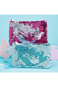 Cupcakes and Cartwheels Mermaid Sequin Bag - Alternate List Image