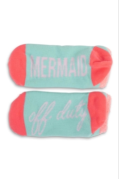 shade critters PALM BEACH Mermaid Sock - Product List Image