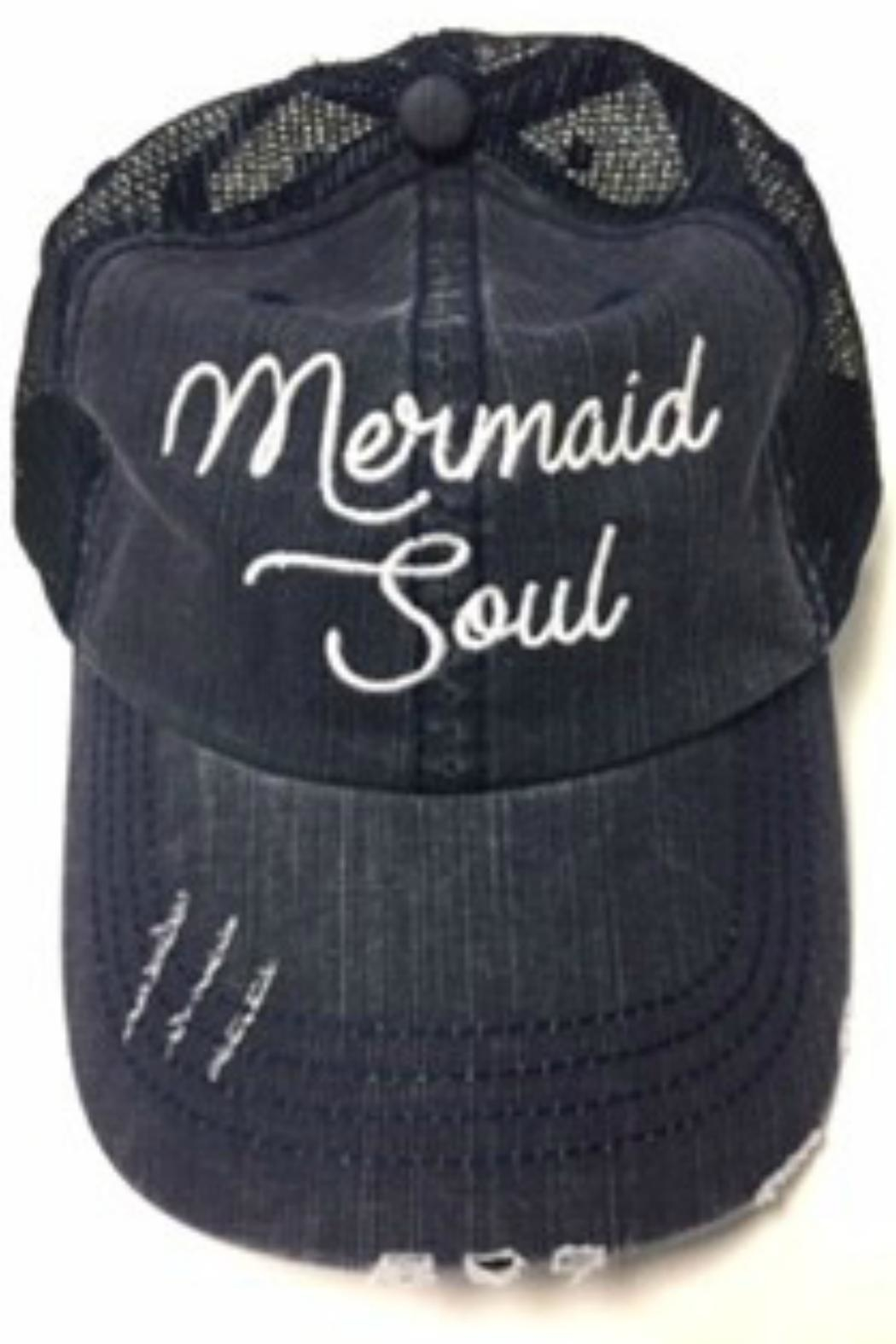 Imagine That Mermaid Soul Hat - Front Cropped Image