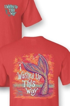 Sassy Frass Tees Mermaid T-Shirt - Alternate List Image