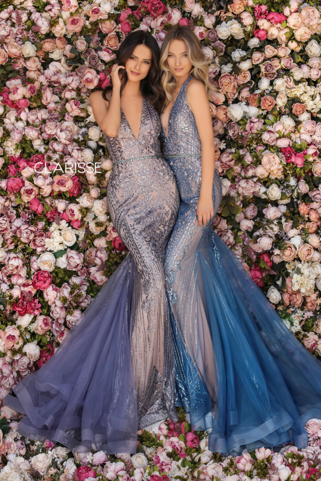 CLARISSE Mermaid Vibes Gown - Main Image