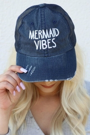 Imagine That Mermaid Vibes Hat - Product Mini Image