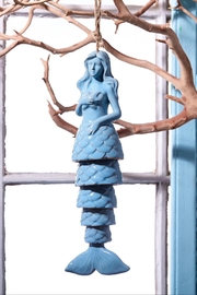 Two's Company Mermaid Wind Chime - Product Mini Image