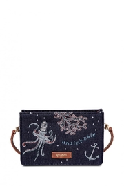 Spartina 449 Mermaid Wristlet Crossbody - Product Mini Image