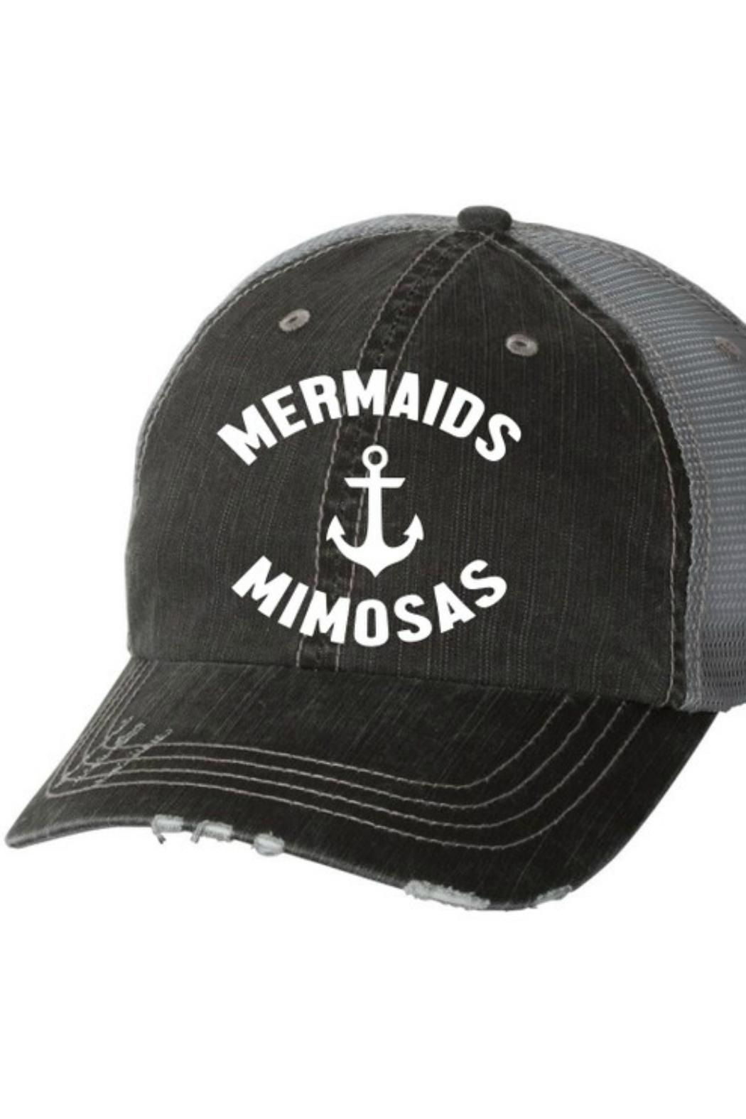 Imagine That Mermaids Mimosas Hat - Main Image