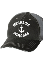 Imagine That Mermaids Mimosas Hat - Front cropped
