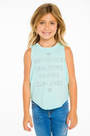 Chaser Mermaids & Unicorns Tee - Product Mini Image