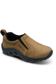 Merrell Kids Jungle Moc Brown Nubuck - Product Mini Image