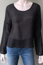 Merritt Charles Hoste Blouse - Product Mini Image