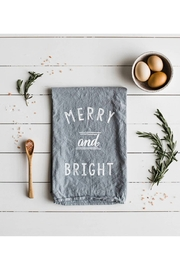 The Oyster's Pearl Merry & Bright Tea Towel - Product Mini Image