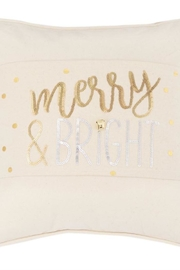 Mud Pie Merry & Bright Wrap - Product Mini Image