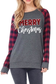 Zutter Merry Christmas Graphic-Tee - Product Mini Image