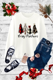 Caramelo Trend Merry Christmas Tree - Product Mini Image