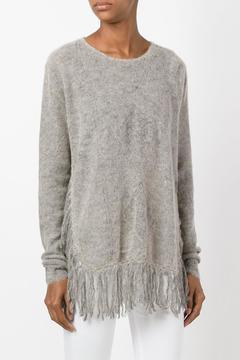 Mes Demoiselles Grey Ayana Sweater - Product List Image