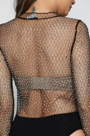 Hot & Delicious Mesh Bodysuit - Other